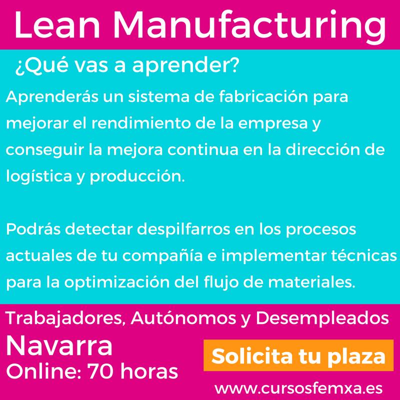 lean manufacturing curso gratuito