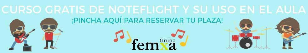 curso gratuito Noteflight