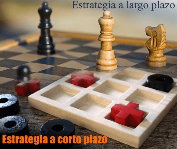 Un buen plan de marketing tiene en cuenta estratecias a corto y largo plazo
