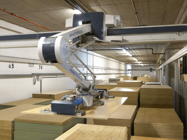 La robotización es una de las técnicas de almacén que más formación reclama