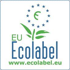 logotipo de la etiqueta europea ecológica
