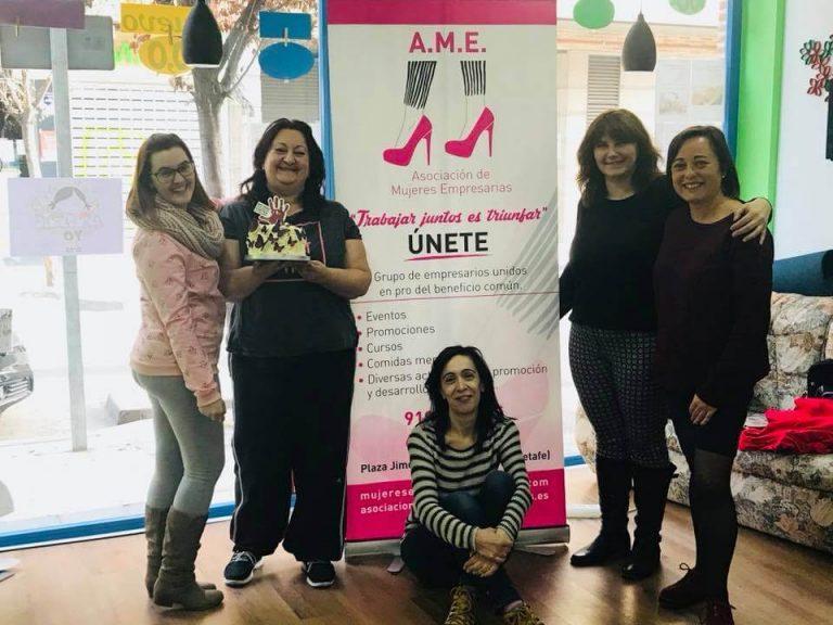 Eventos de la asociación de mujeres empresarias de Getafe