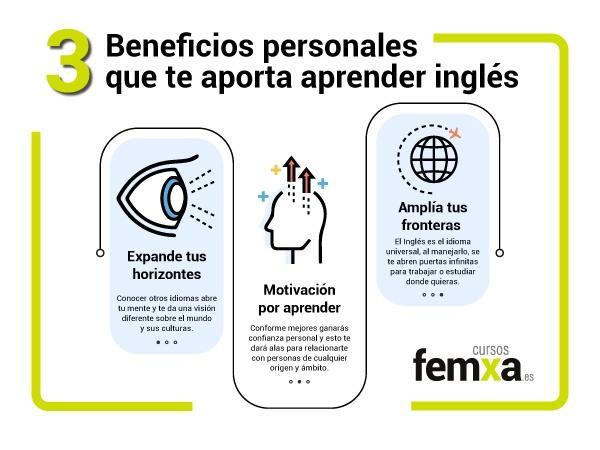 beneficios personales de aprender inglés