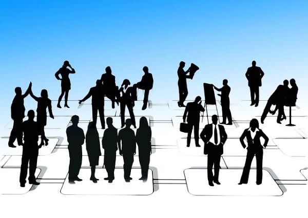 Relaciones en una empresa