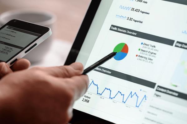 Segumiento del plan de comunicación con google analytics