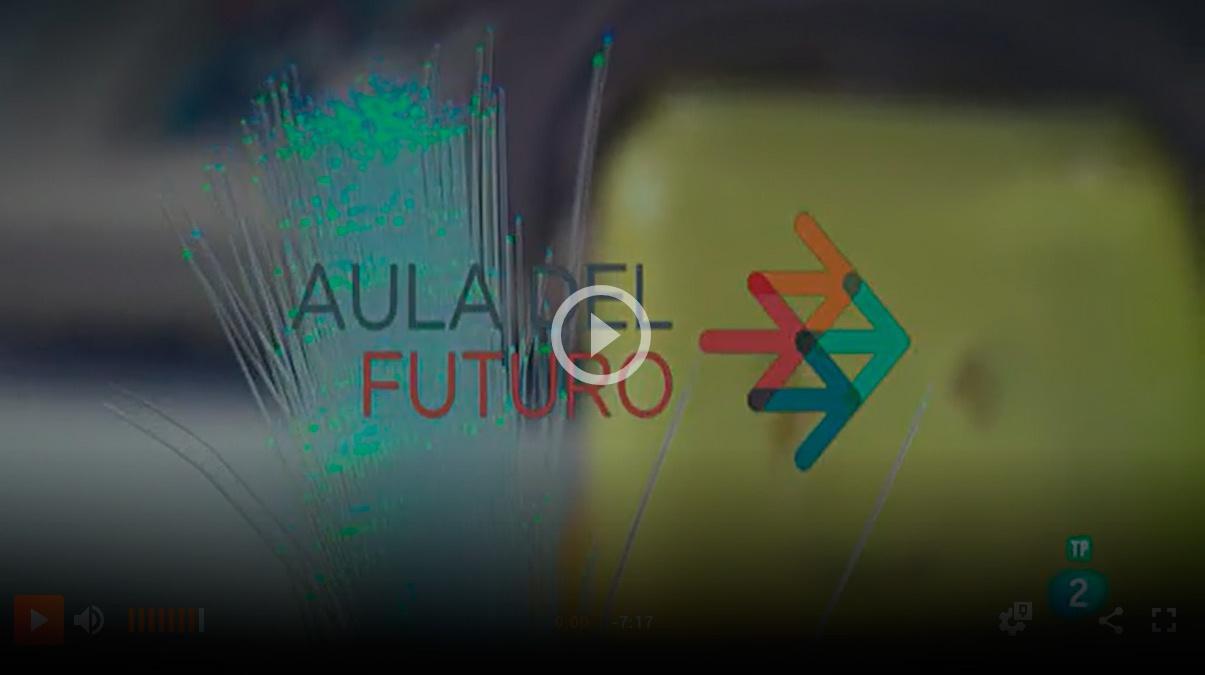 acceso a documental sobre el aula del futuro