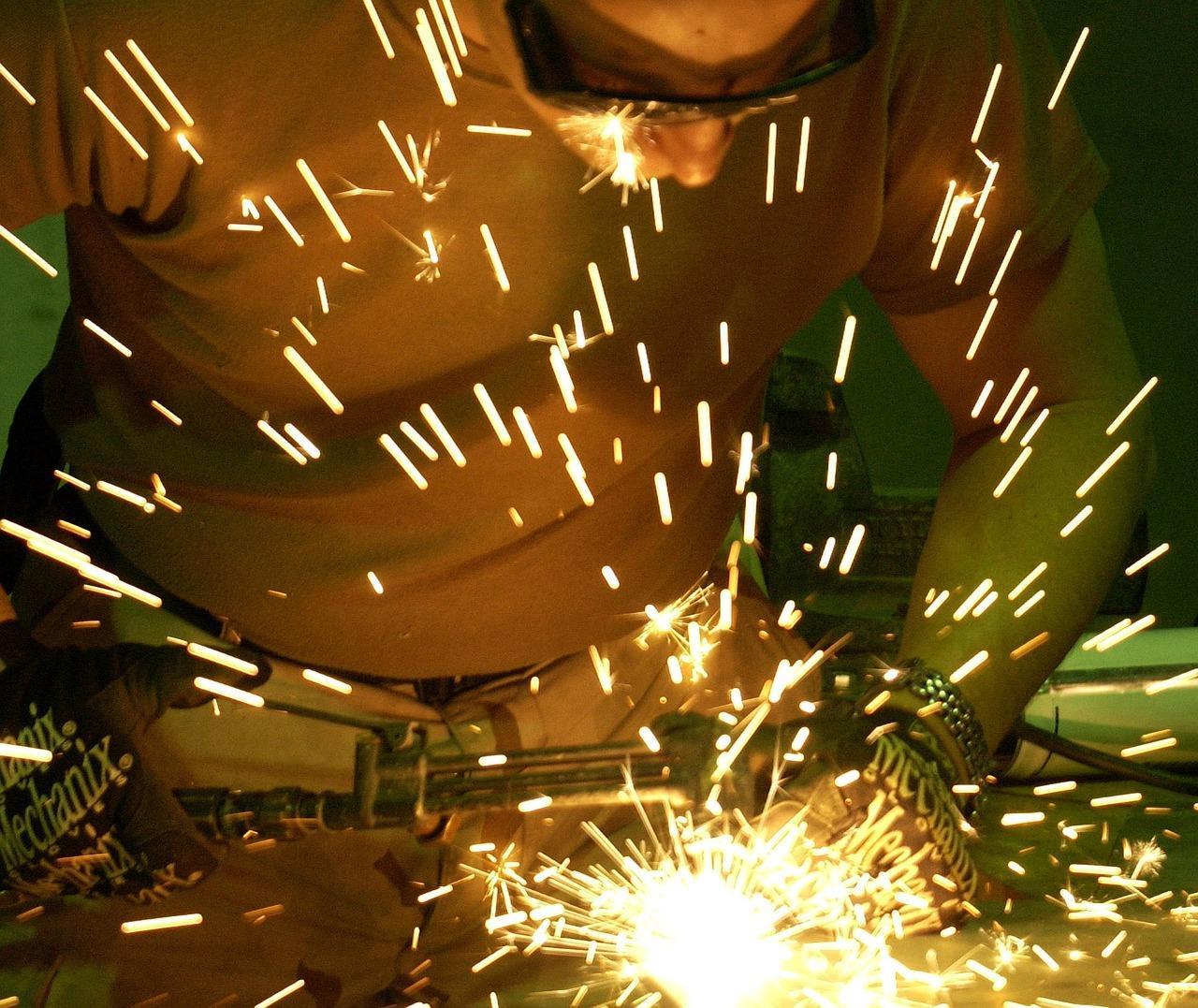 Trabajador del sector metal