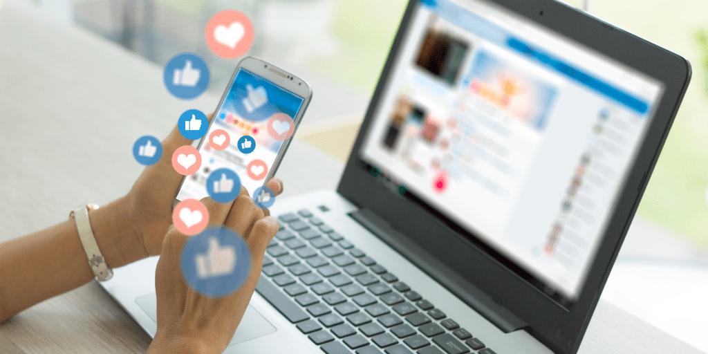 Página web y Redes Sociales