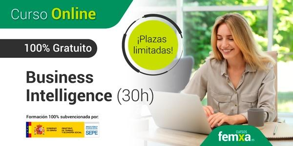 acceso a curso online de Data Warehouse y Business intelligence