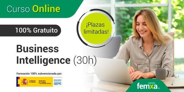 acceso a curso online de Data Warehouse y Business intelligence