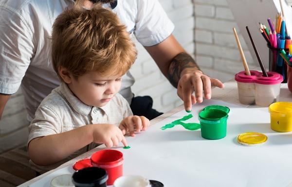 arteterapia en educación infantil