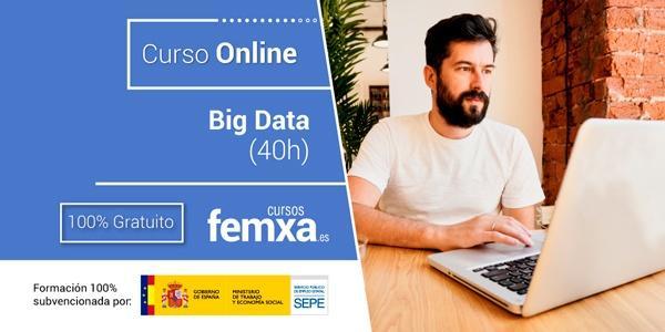 acceso a curso gratuito online sobre big data