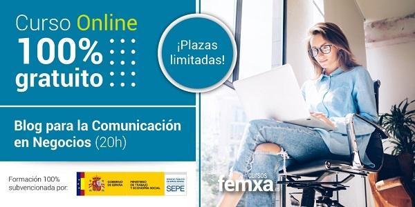 acceso a curso de blog para comunicación de negocios