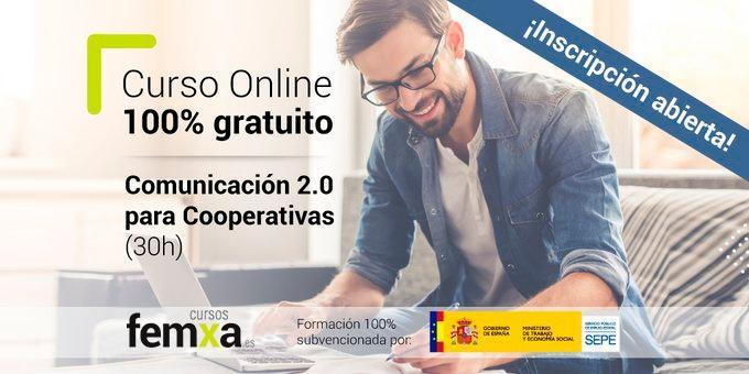 acceso a curso gratuito de comunicación para cooperativas