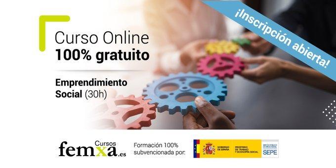 acceso a curso gratuito sobre emprendimiento social
