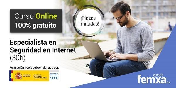 acceso a curso online de especialista en  seguridad en internet