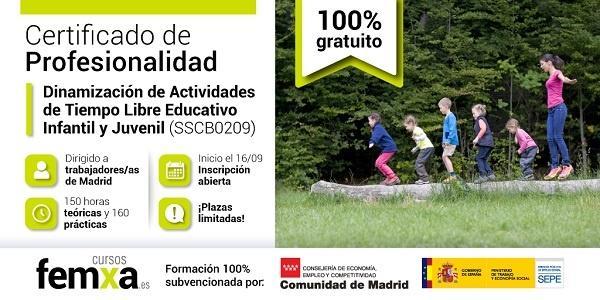 actividades de tiempo libre educativo infantil y juvenil