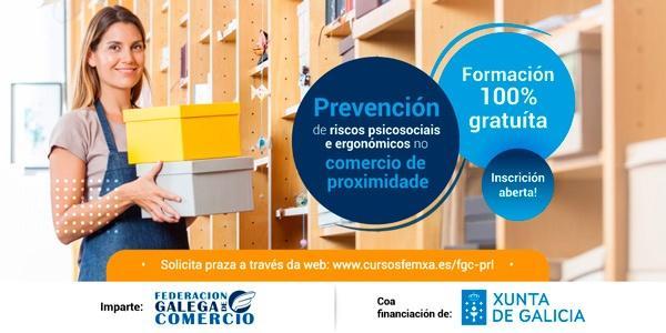 acceso a cursos de prevención de riesgos laborales