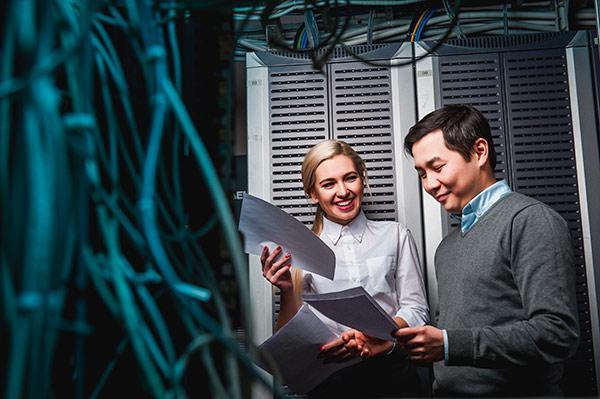 seguridad en un servidor de internet