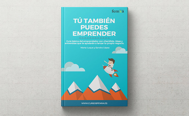 Ebook Emprendimiento - Portada