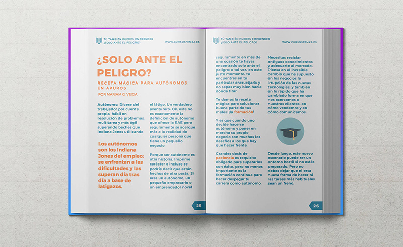 Ebook Emprendimiento - Interior