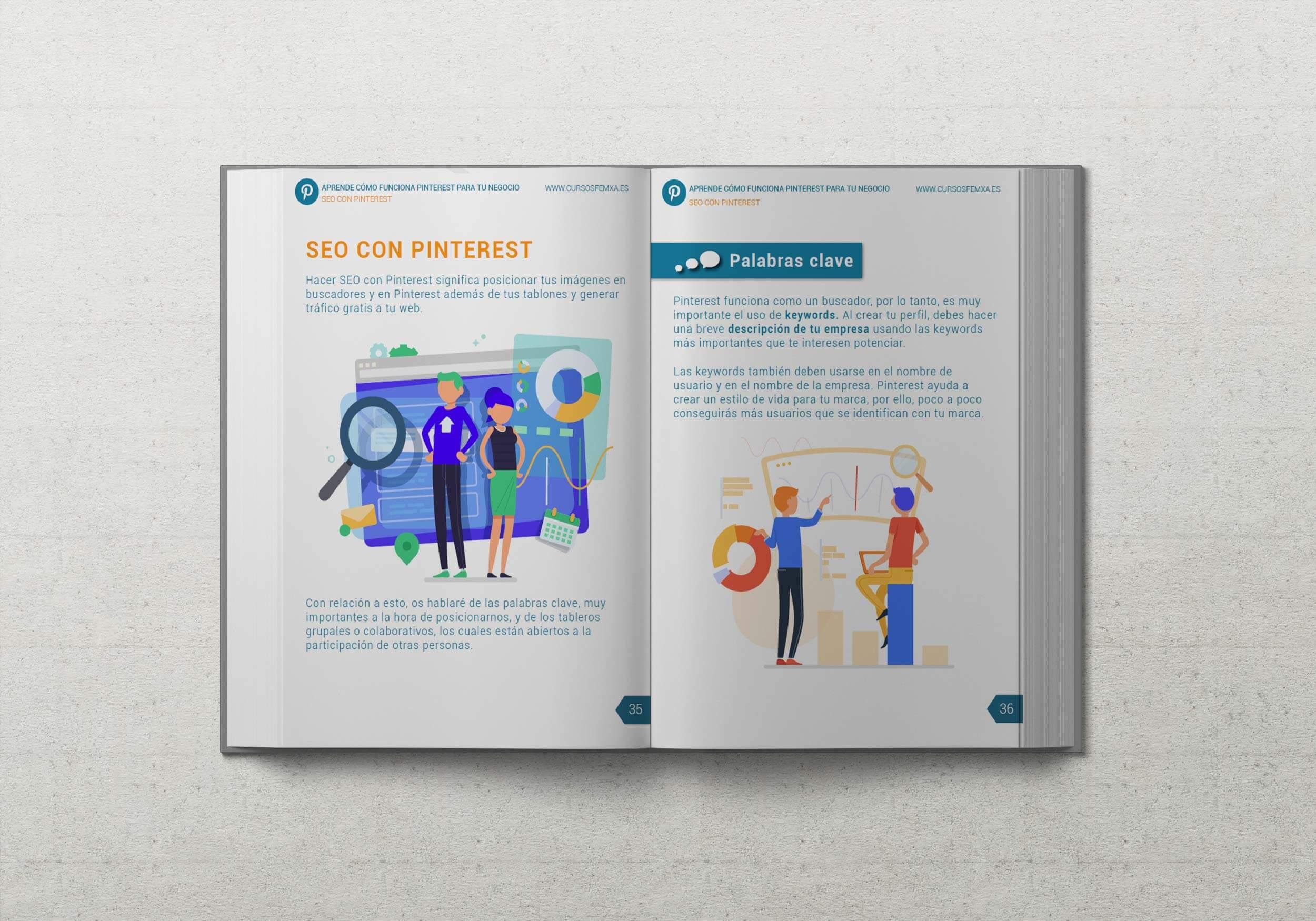 ebook aprende como funciona Pinterest para tu negocio