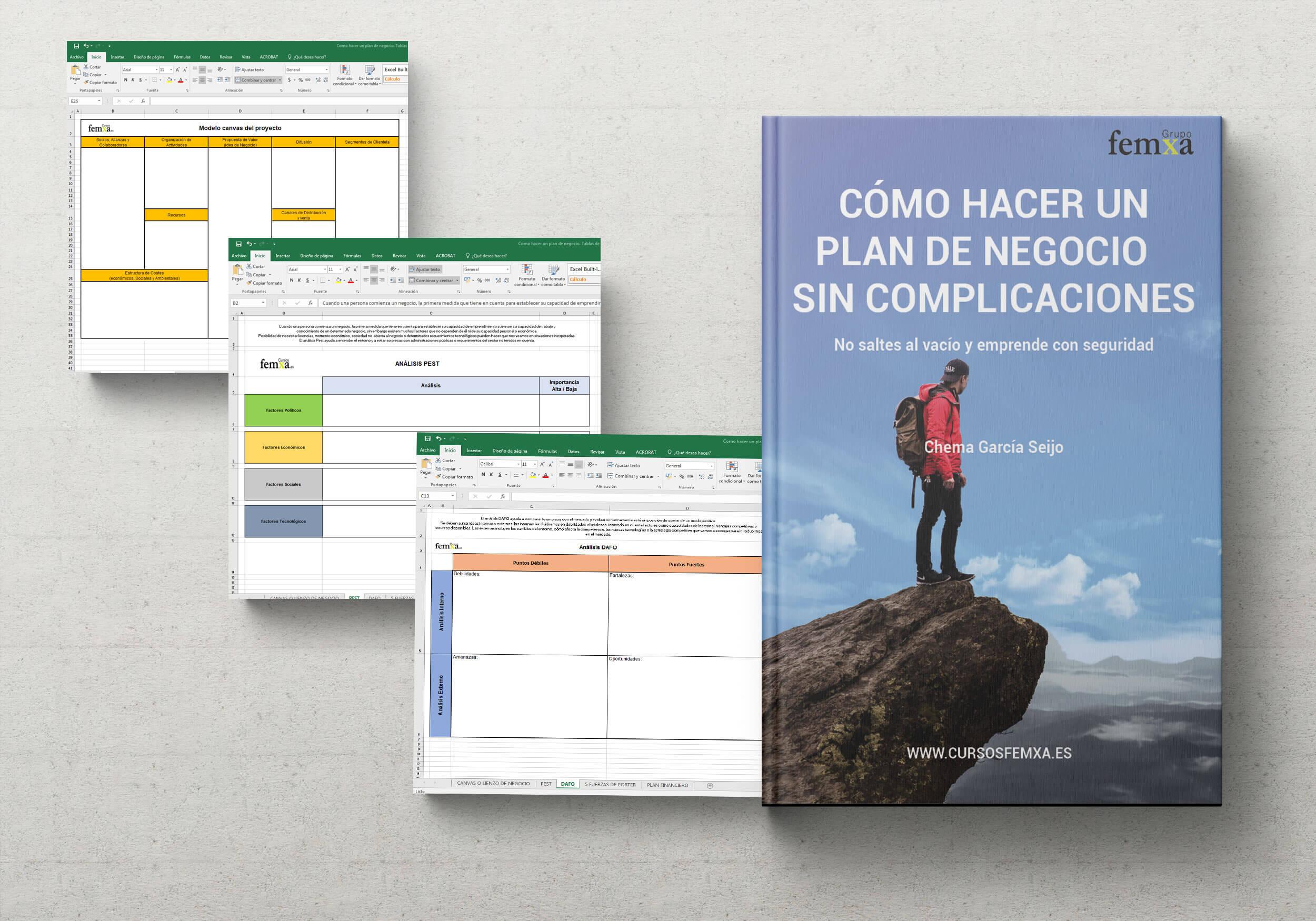 ebook como hacer un plan de negocio sin complicaciones