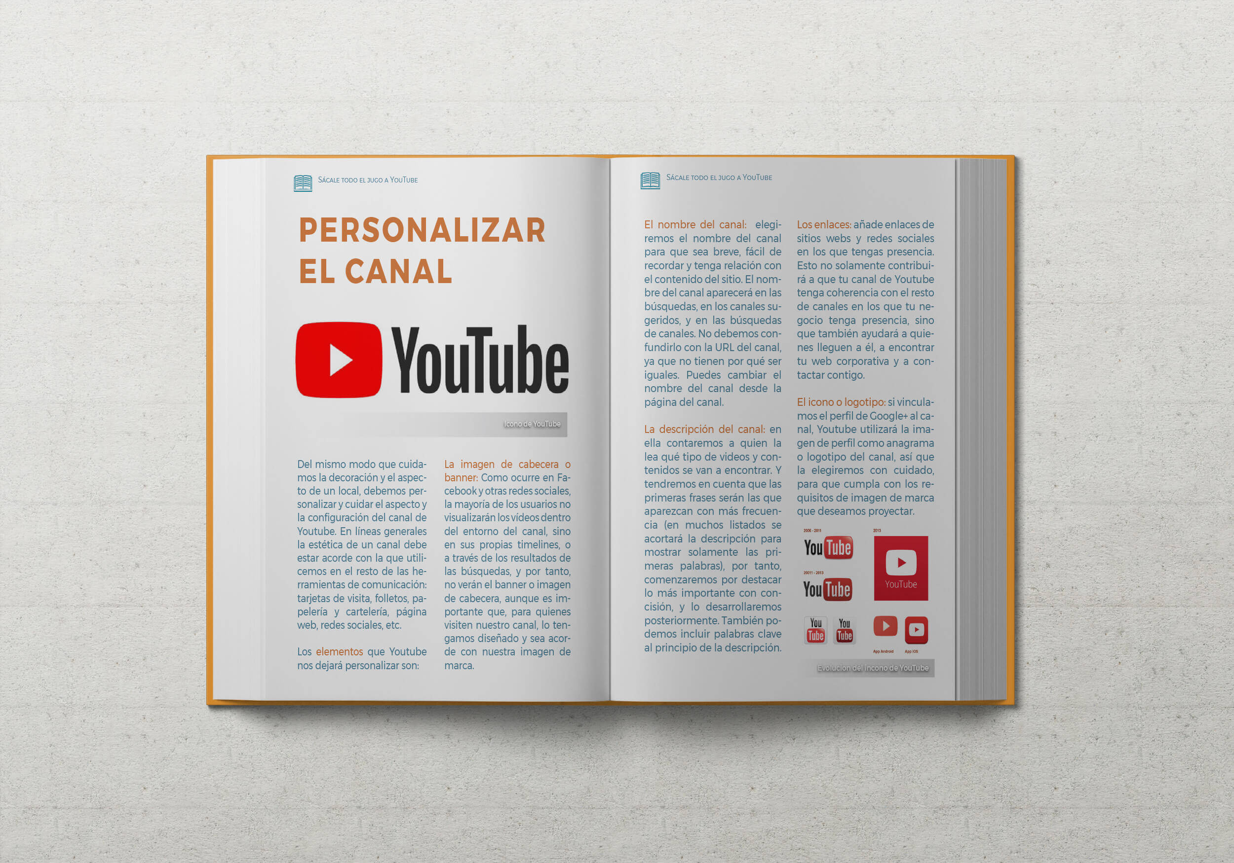 Libro abierto Youtube