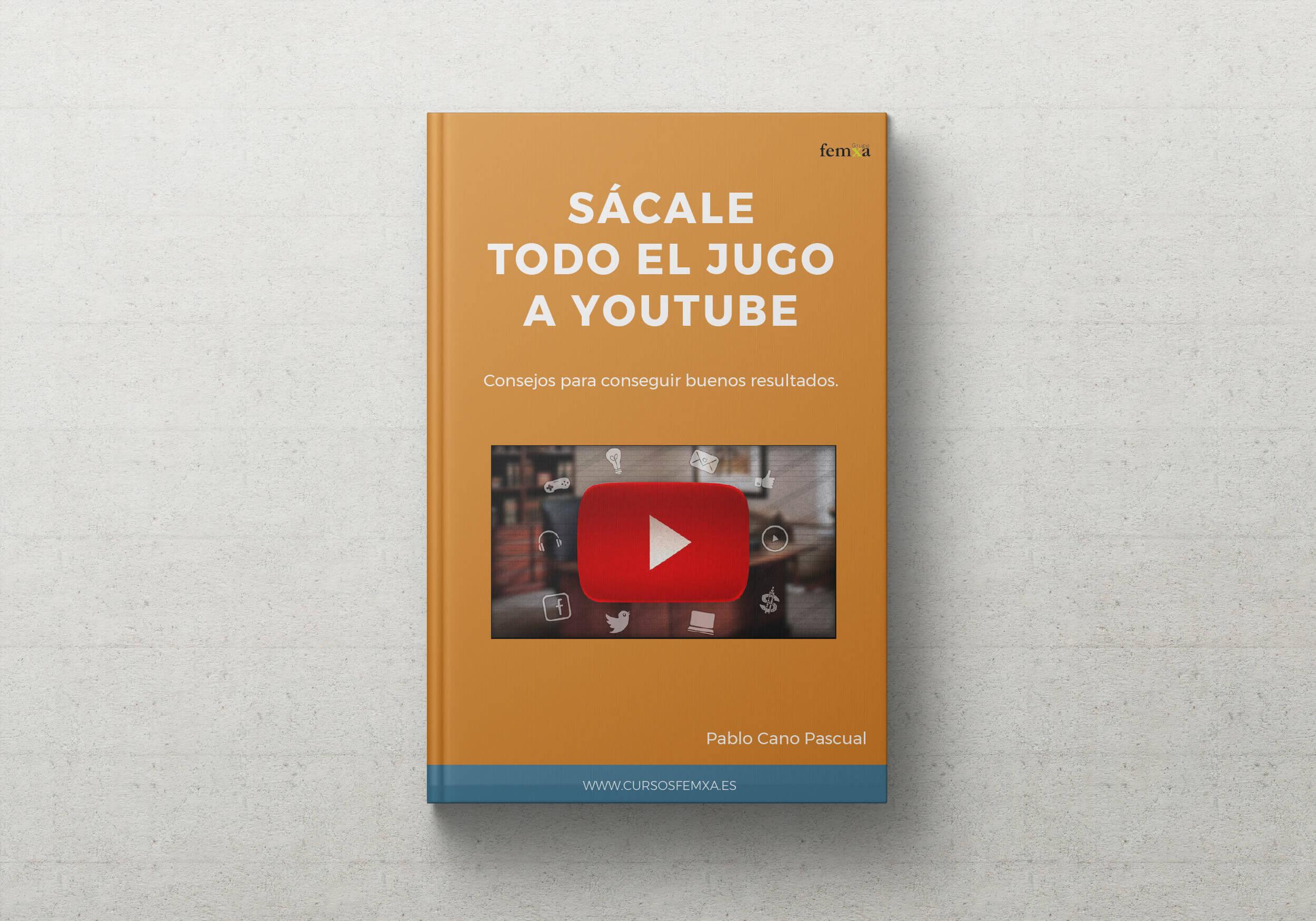 Libro cerrado Youtube