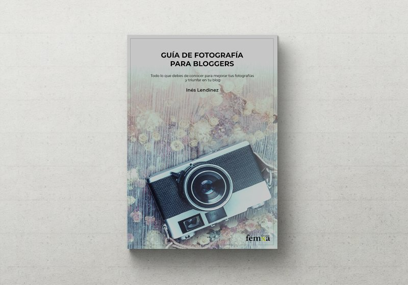 guia de fotografía para bloggers
