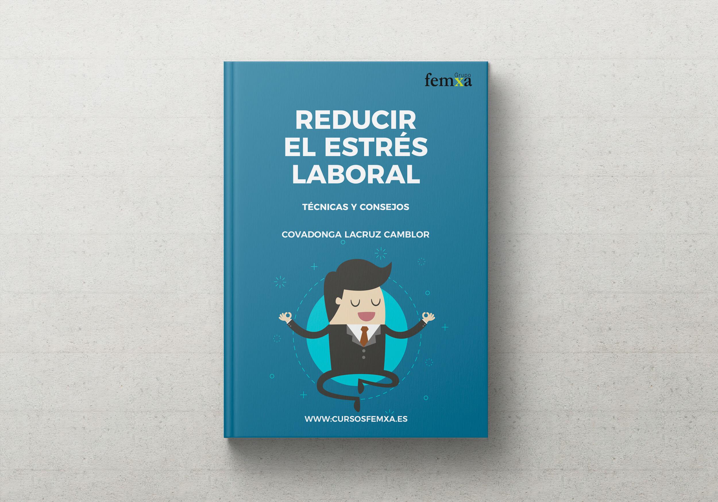 reducir el estrés laboral portada