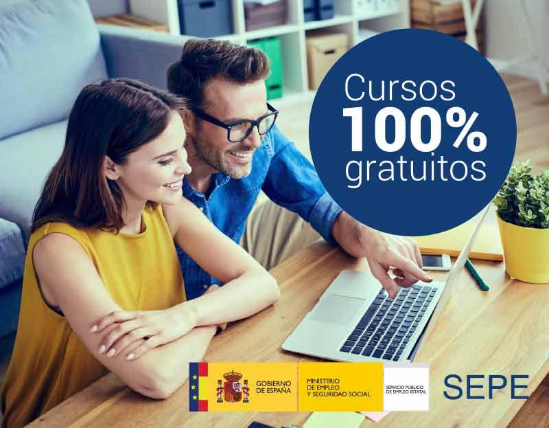 Cursos online gratuitos para trabajadores de cualquier Sector