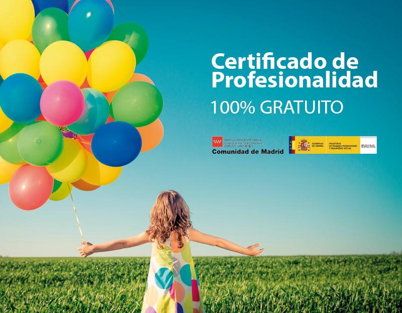 Certificados de Profesionalidad para desempleados de Galicia