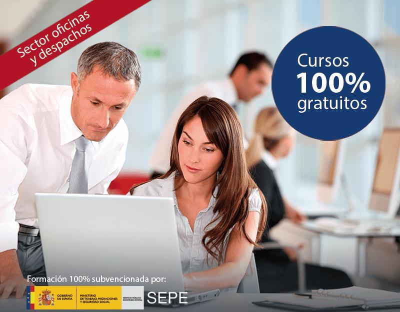 Cursos online gratuitos para trabajadores de Administración