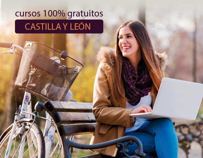 Cursos gratuitos para trabajadores de Castilla y León