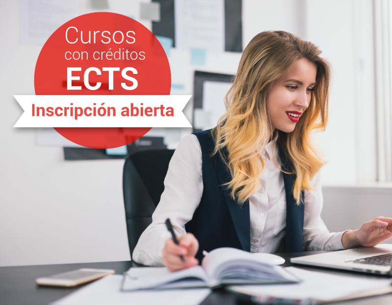 Cursos con créditos ECTS USO Madrid