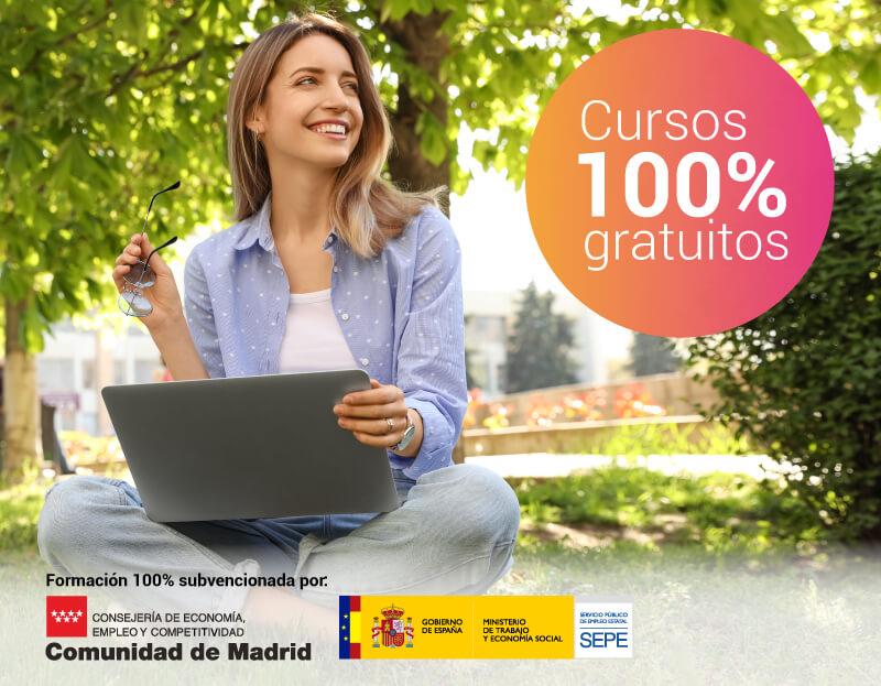 Cursos para trabajadores y autónomos de Madrid