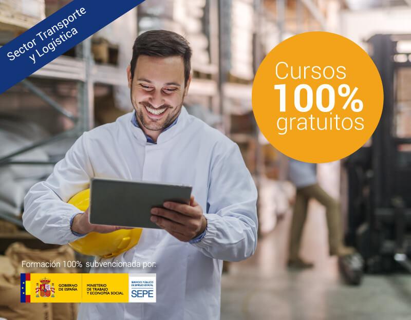 Cursos online gratuitos para trabajadores del Sector Transporte