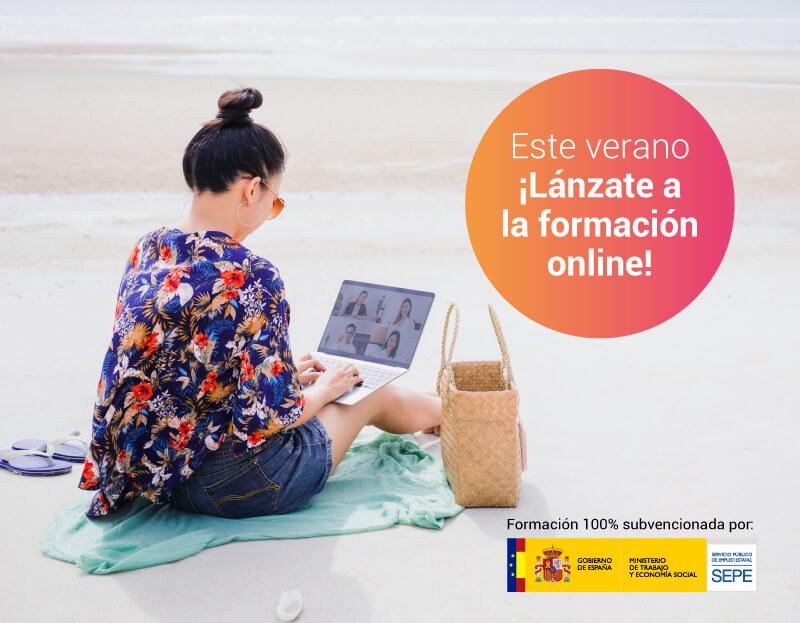 Cursos online gratuitos pra trabajadores, autónomos y desempleados