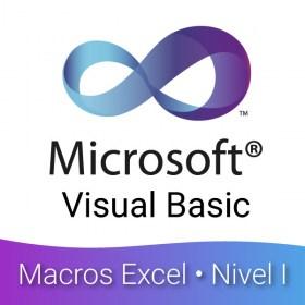 Programación de macros excel con visual basic I - Madrid