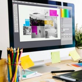 Autoedición: Diseño gráfico - ECOS
