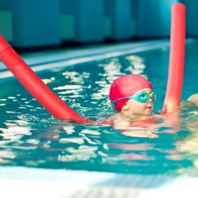 Curso gratuito de Actividades acuáticas para bebés - konectia