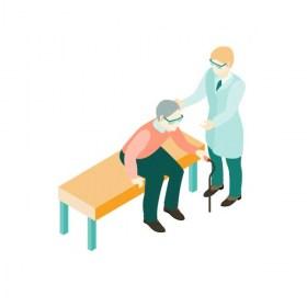 Curso gratuito de cuidados auxiliares de enfermería en geriatría - CECE