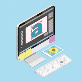 Curso online de Autoedición: Diseño gráfico - Femxa