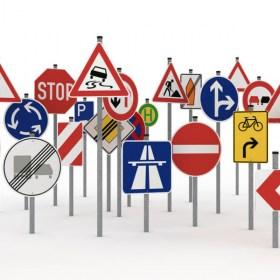 Procedimientos generales sobre seguridad vial - Dicampus