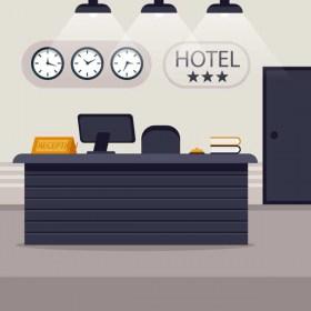 Curso gratuito de recepción de establecimientos de alojamiento - Femxa