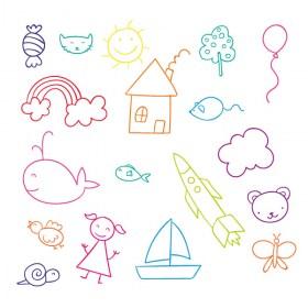 Curso gratuito de interpretación del dibujo infantil - Madrid
