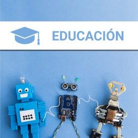 Curso online de robotica y programación en el aula - CECE
