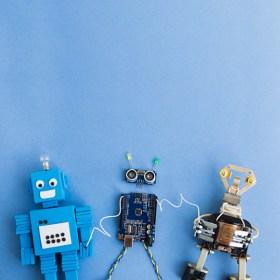 Fundamentos de Robótica educacion