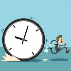 Curso gratuito de planificacion del tiempo - Madrid